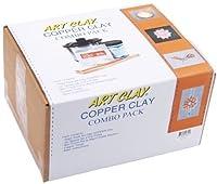 アートクレイシルバー650/ 1200Low Fire clay-20グラムbyアートクレイ