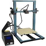 Creality CR-10S 3D Printer Large Printing Size 300x300x400mm Nozzle DIY Prusa I3 Self-Assembly Desktop 3D Printer Kits Filament Monitor and Dual Z Axis