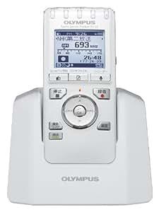 OLYMPUS ICレコーダー機能付ラジオ録音機 ラジオサーバーポケット(アンテナステーション付属) PJ-30