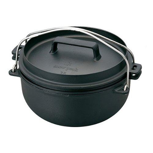 スノーピーク 和鉄ダッチオーブン26 CS-520