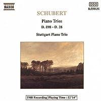 Piano Trios 28 & 898
