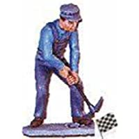 Aristo-Craft 60068 Track Worker with Pick Figure