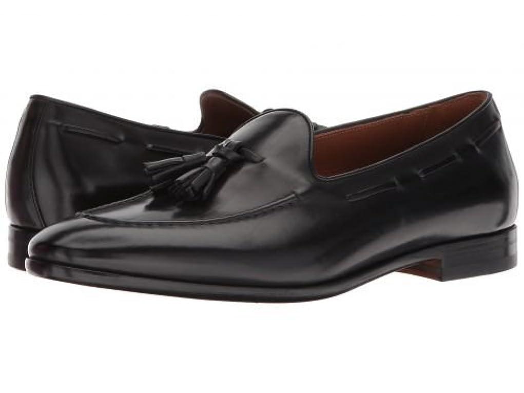遠洋のパイント受益者Bruno Magli(ブルーノマリ) メンズ 男性用 シューズ 靴 ローファー Ali - Black [並行輸入品]
