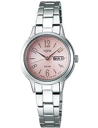 [ingene]アンジェーヌ 腕時計 ソーラー 日常生活用強化防水(5気圧) AHJD103 レディース