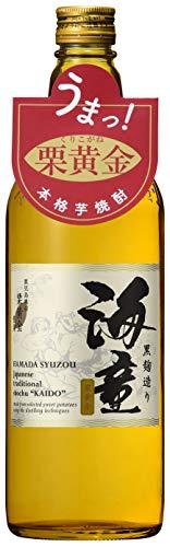 海童 栗黄金 栗 瓶 25度 720ml