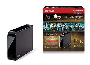 BUFFALO ハリー・ポッター リミテッド・エディション 外付けハードディスク 1.0TB HD-LB1.0TU2/HPX6