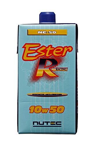 NUTEC(ニューテック) エンジンオイル ESTER RACING NC-50 10w50の詳細を見る