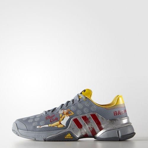 アディダス(adidas) テニスシューズ バリケード 2015 ラッキー レディ B23018 27.5cm