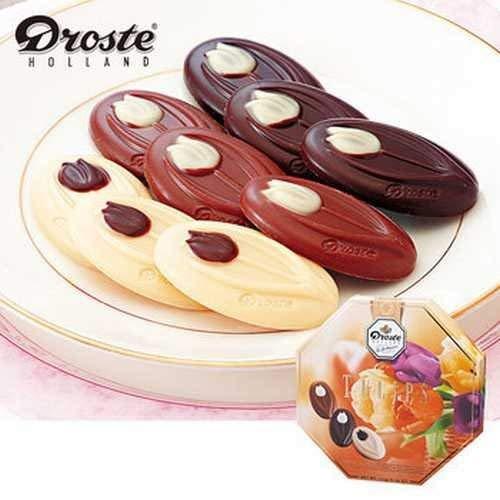 ドロステ(Droste) チューリップ チョコレート 1箱 【オランダ 海外土産 輸入食品 スイーツ】