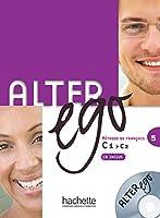 ALTER EGO-5/LIVRE+CD AUDIO