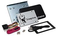 キングストン SUV400S3B7A/120G SSDNow UV400 Series 120GB 7mm厚 PCアップグレードバンドルキット TLC