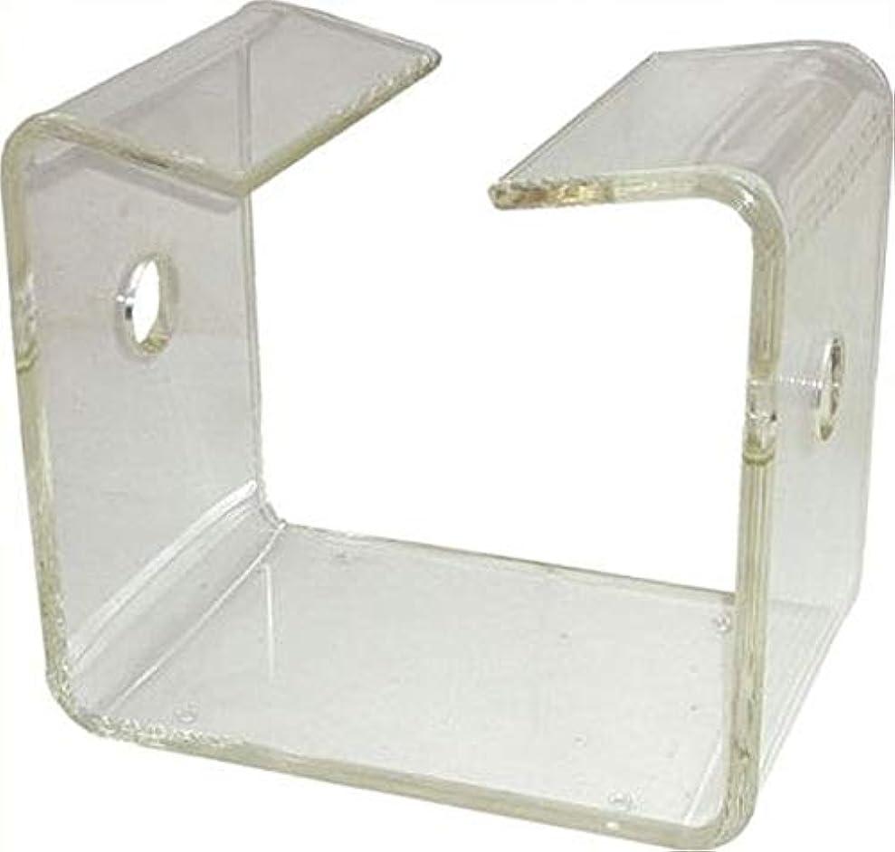 うなる前者減らす【耐久性抜群!】最高級アクリル椅子(潜りいす)色:クリア(透明)