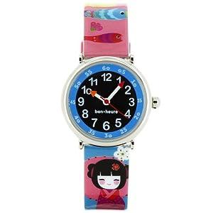 [ベビーウォッチ]babywatch 子供用腕時計 コフレ ボ・ヌール お人形 CB007 ガールズ 【正規輸入品】
