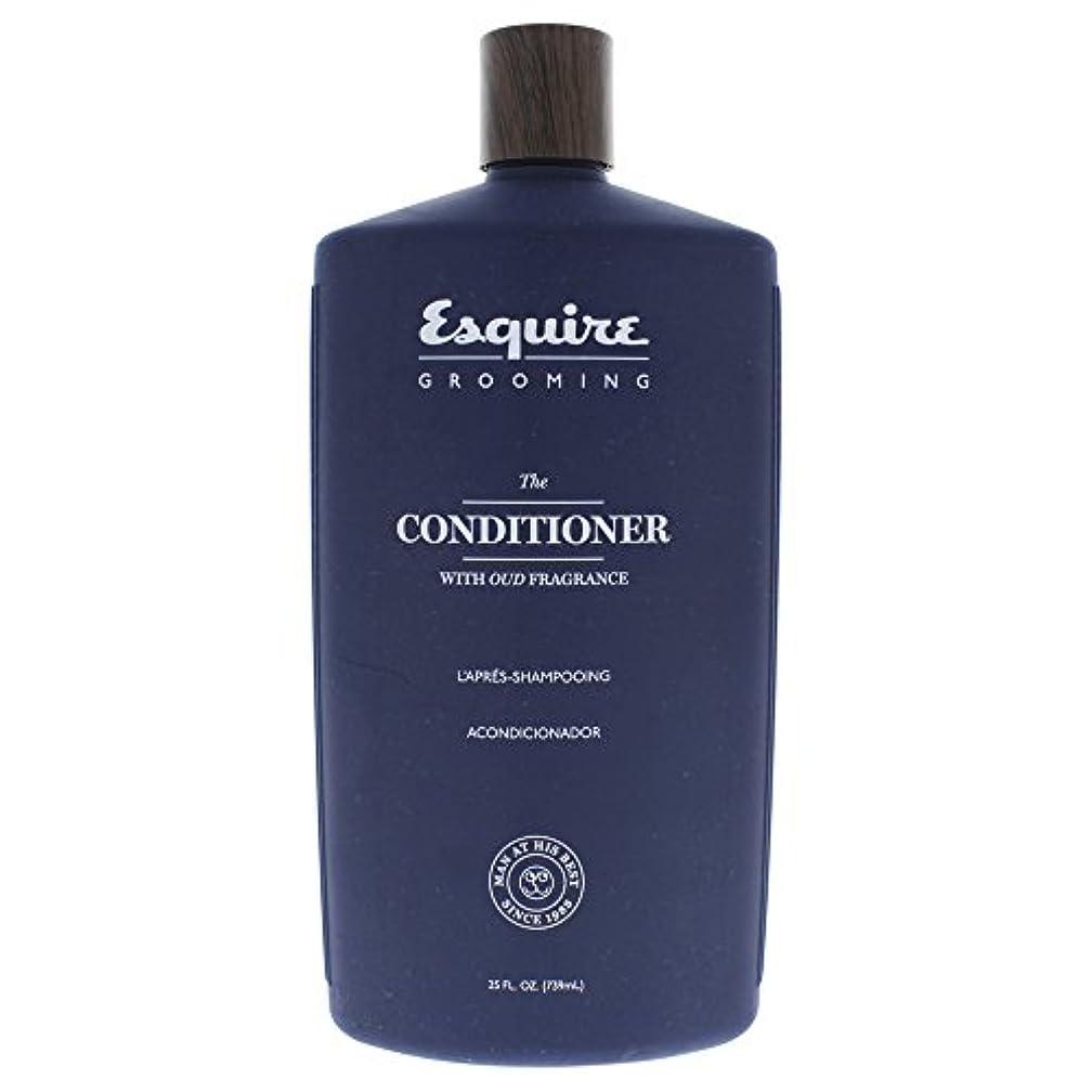 仲間平らな単独でCHI Esquire Grooming The Conditioner 739ml/25oz並行輸入品