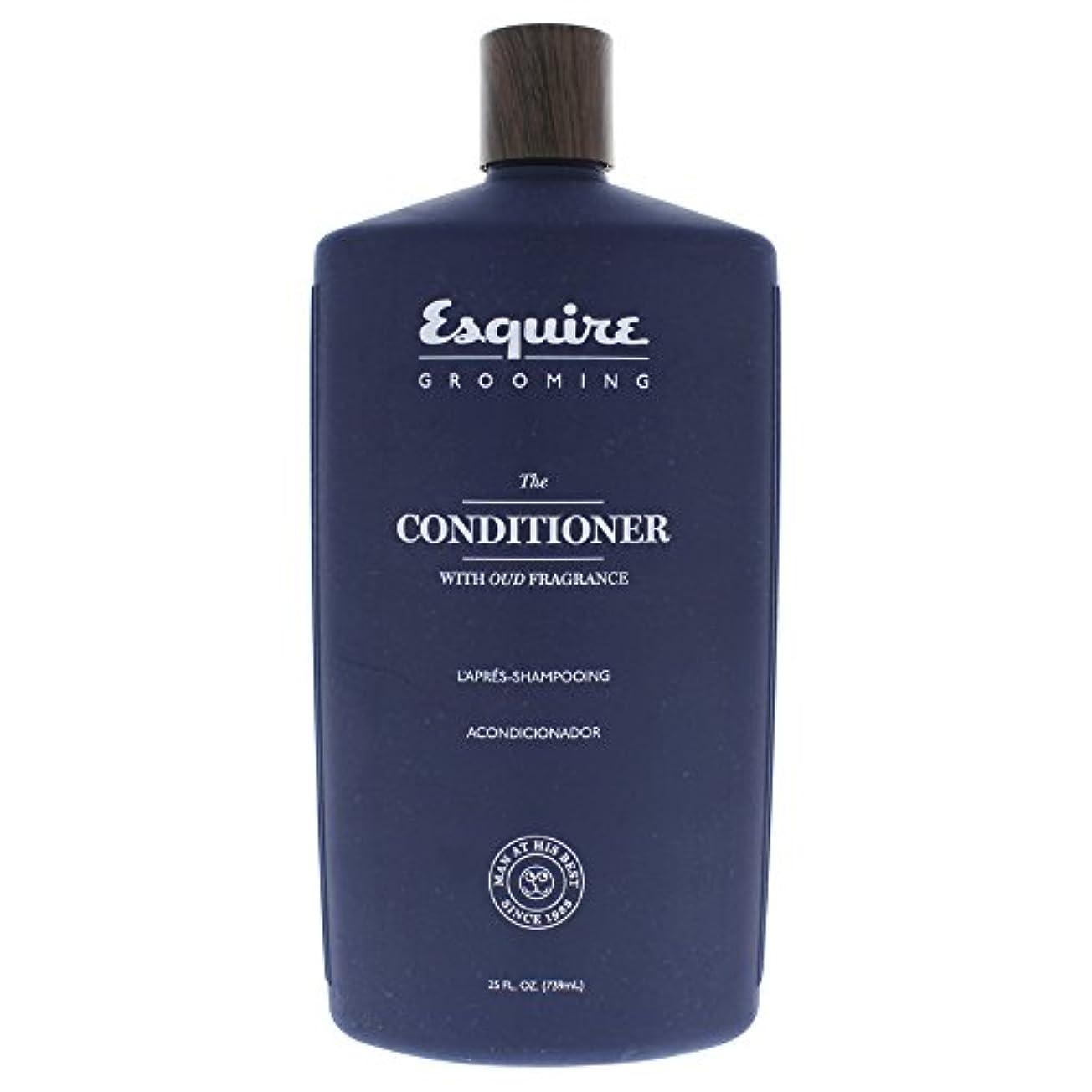 キャンディーヤギバーマドCHI Esquire Grooming The Conditioner 739ml/25oz並行輸入品