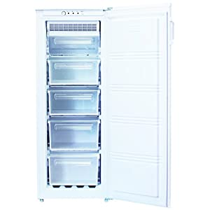 NORFROST ノンフロン冷凍庫 アップライトフリーザー 155L FFU155RFA