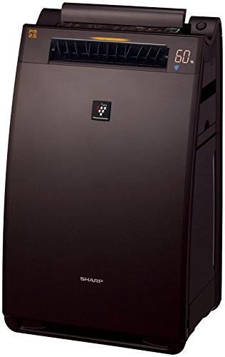 シャープ 加湿空気清浄機 プレミアムモデル プラズマクラスター25000 ~21畳/空気清浄 ~34畳 ブラウン KI-FX75-T