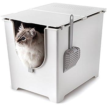 0fddee5f43 Amazon   iCat アイキャット オリジナル 大きなネコ型トイレット ...