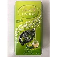 リンツ リンドール 抹茶チョコレート 大容量600グラム Lindt LINDOR MATCHA CHOCOLATE 600g MATCHA