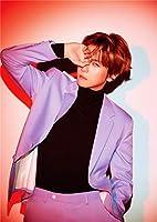 Fanstown KPOP 韓流 EXO 5th Repackage アルバム「LOVE SHOT」樹脂は膜のA3ポスター (A12)