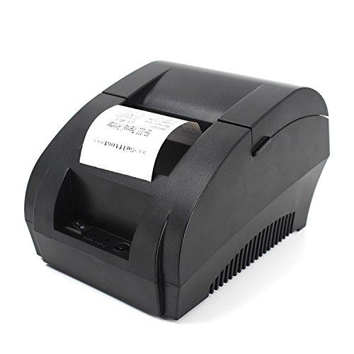 Symcode 58MM USB サーマルレシートプリンター...