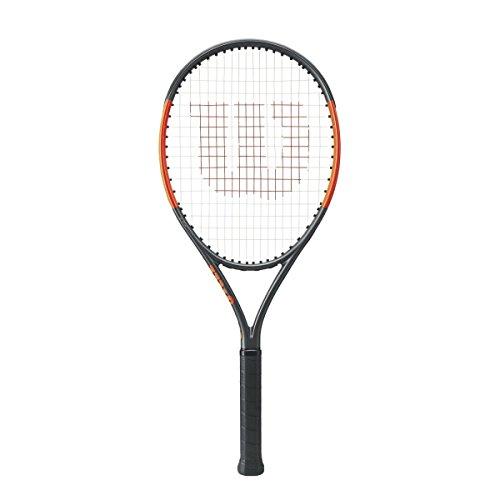 Wilson(ウイルソン) ジュニア用硬式テニスラケット [ガット張り上げ済] Burn 26S (...