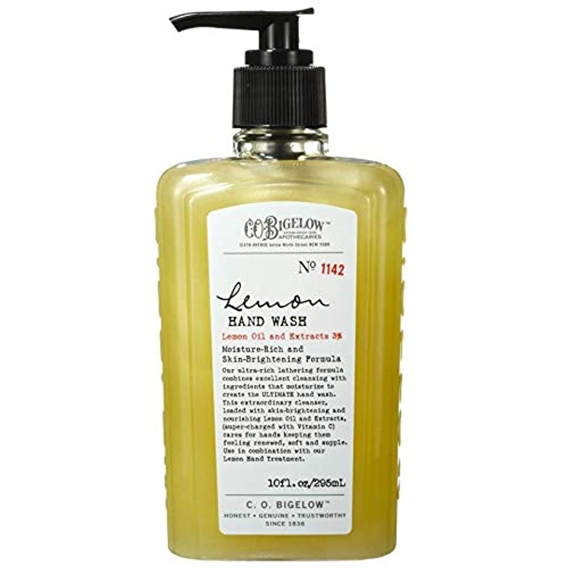 航空会社宇宙船争う[C.O. Bigelow] C.O.ビゲローレモンハンドウォッシュ - C.O. Bigelow Lemon Hand Wash [並行輸入品]