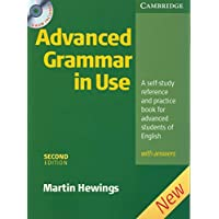 Advanced Grammar in Use With CD ROM