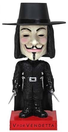 Wacky Wobbler - V For Vendetta: V