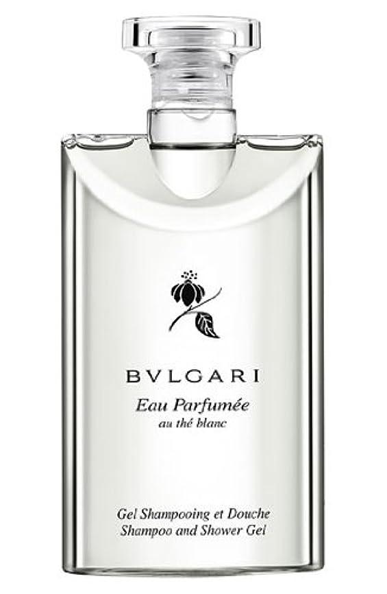 インストラクターアデレード懸念Bvlgari Eau Parfumee Au The Blanc (ブルガリ オー パフュ-メ オウ ブラン) 2.5 oz (75ml) シャンプー?シャワージェル
