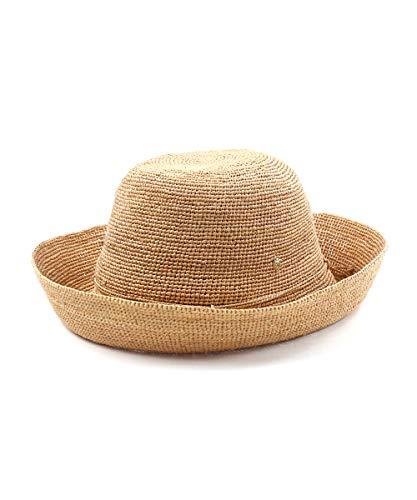 [ヘレンカミンスキー] ラフィアハット 帽子 プロヴァンス10 レディース NOUGAT(NOU) F(フリー)