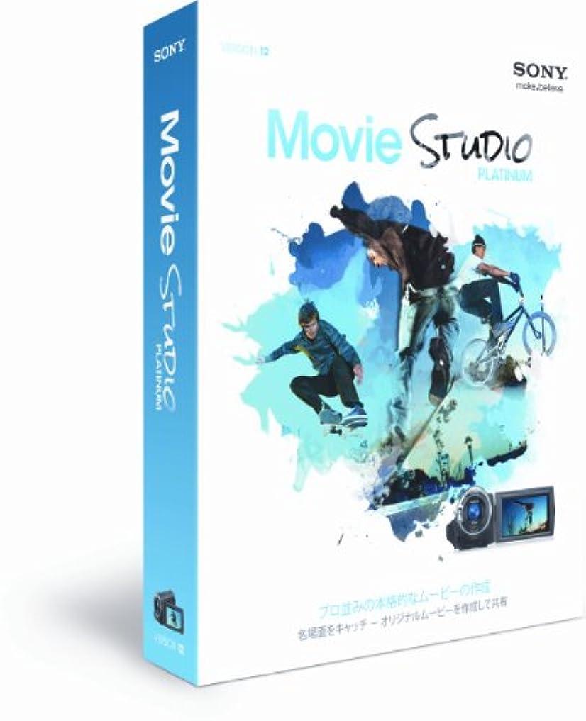 SONY MOVIE STUDIO PLATINUM 12 初回限定版