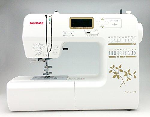 JANOME ジャノメ コンピュータミシン DN-11