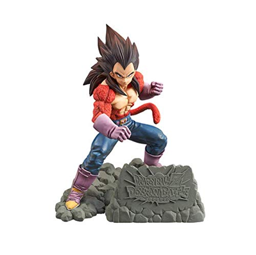 DRAGONBALL Z DOKKAN BATTLE 4TH ANNIVERSARY FIGURE -超サイヤ人4ベジータ-
