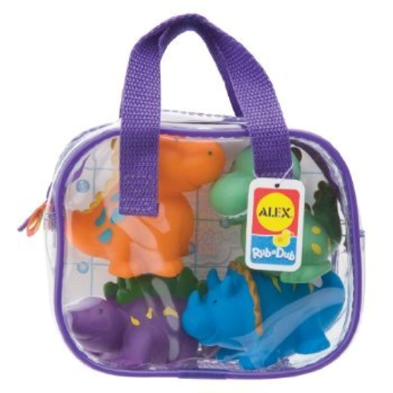 ALEX Toys - Bathtime Fun Bath Squirters - Dinos 700DN おもちゃ [並行輸入品]