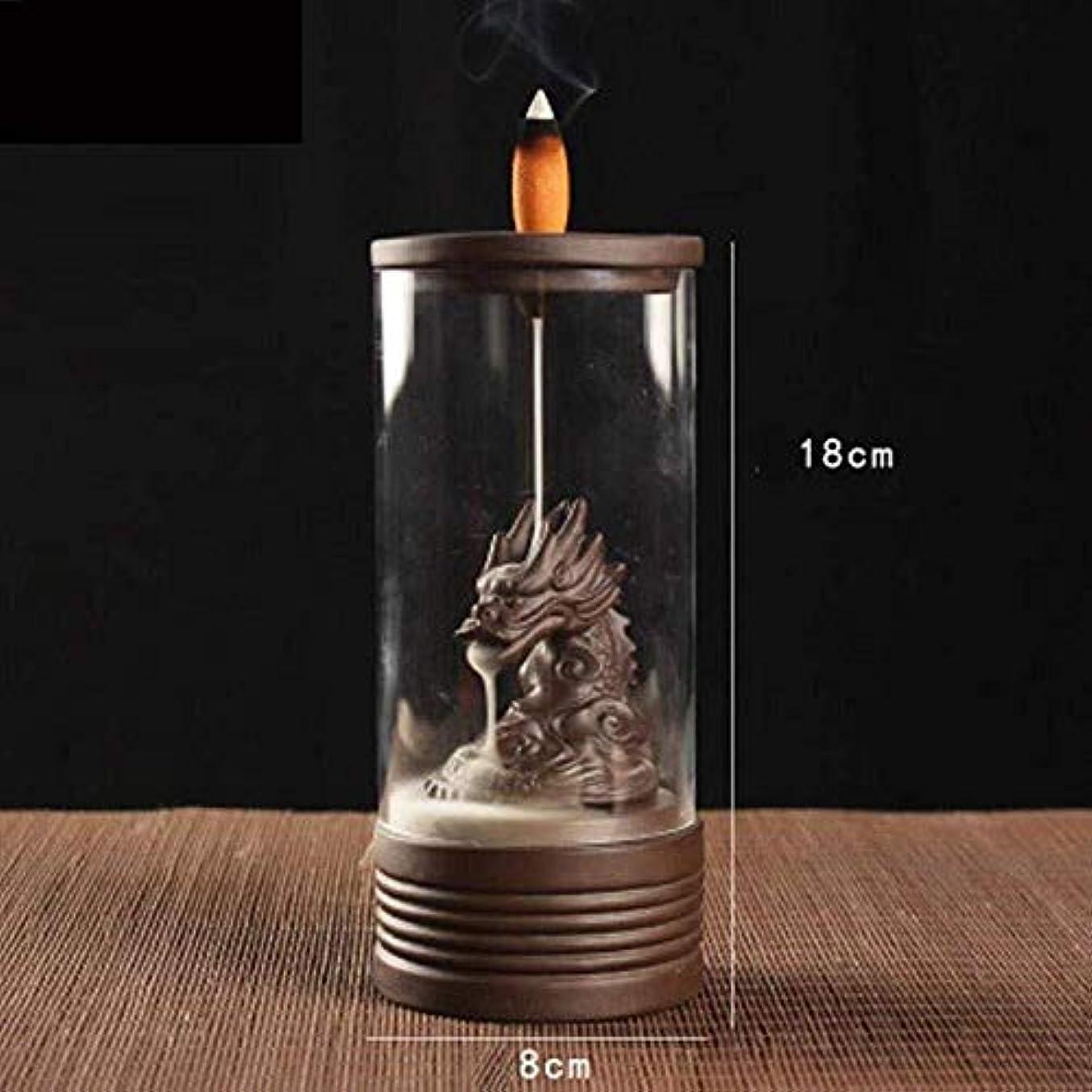 コミュニケーションポイント国民そして、紫の香香炉を保持アクリルシールドの若い僧侶を吸う香フォールバック (Color : E)
