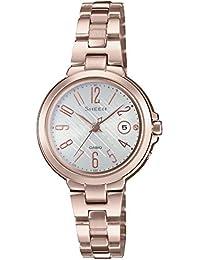 2e875e21a4 [カシオ]CASIO 腕時計 シーン 電波ソーラー SHW-5100CG-7AJF レディース