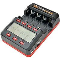 ハイテック AA/AAA charger X4 AdvancedII 44242