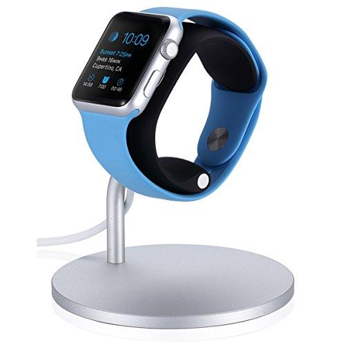 【日本正規代理店品】Just Mobile Lounge Dock for Apple Watch (デスクトップ充電スタンド) JTM-ST-000022