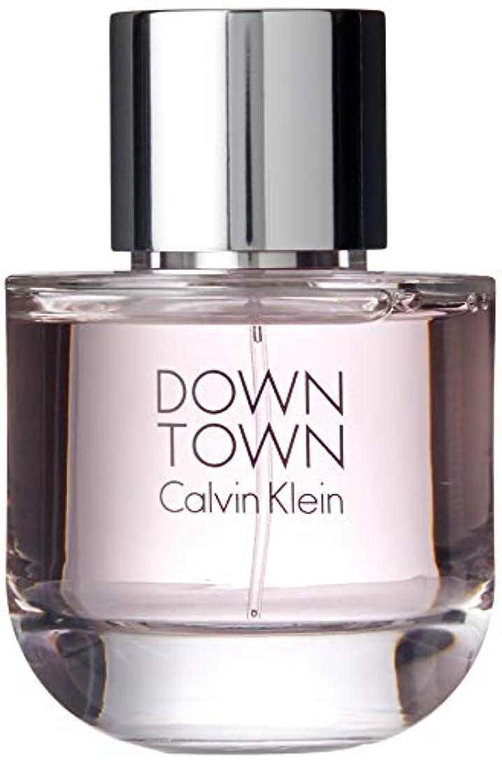 完全に混乱させる尊敬Calvin Klein - ダウンタウンのWOMANカルバンクラインオードパフューム90ML VAPO、 - 【並行輸入品】