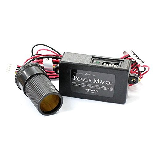 BlackVue Power Magic Pro For DR400 DR500 DR530 DR550 DR600 DR650 DR750 DR3500 [並行輸入品]