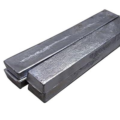鉛インゴット(純度:97-99%)2.3kg