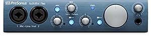 PreSonus プリソーナス オーディオ・インターフェイス 2イン2アウト AudioBox iTwo [DAWソフトStudio One 3 Artist付属]