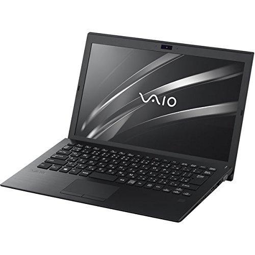 VAIO 13.3型ノートパソコン VAIO S13 LTE対応Core i7/SSD 約256GB搭載モデル オールブラック(Office Home&Business 2016) VJS13290711A