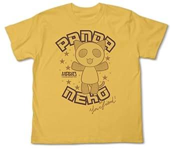 はなまる幼稚園 ぱんだねこ Tシャツ バナナ サイズ:M
