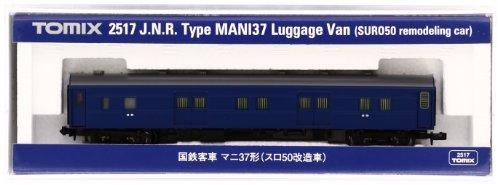 TOMIX Nゲージ 2517 マニ37 (スロ50改造車)