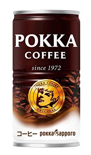ポッカ コーヒー オリジナル (190g × 30本)× 3箱