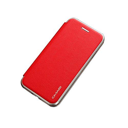 iPhoneX ケース 手帳型 耐衝撃 カード収納可能 スタ...