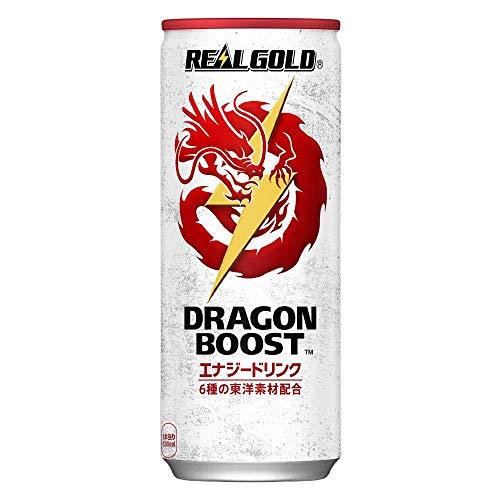 コカ・コーラ リアルゴールド ドラゴンブースト 缶 250ml ×30本
