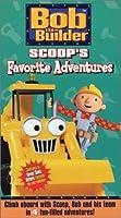 Bob the Builder - Scoop's Favorite Adventures [VHS]【CD】 [並行輸入品]